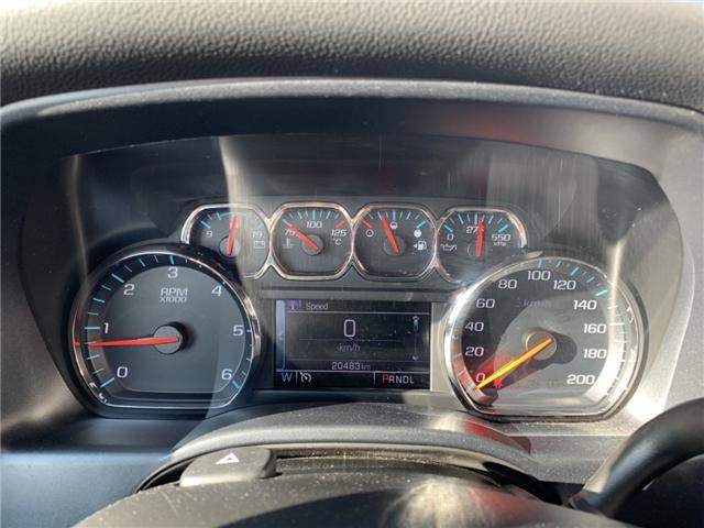 2018 Chevrolet Silverado 1500 1LT (Stk: JG411148) in Sarnia - Image 11 of 15