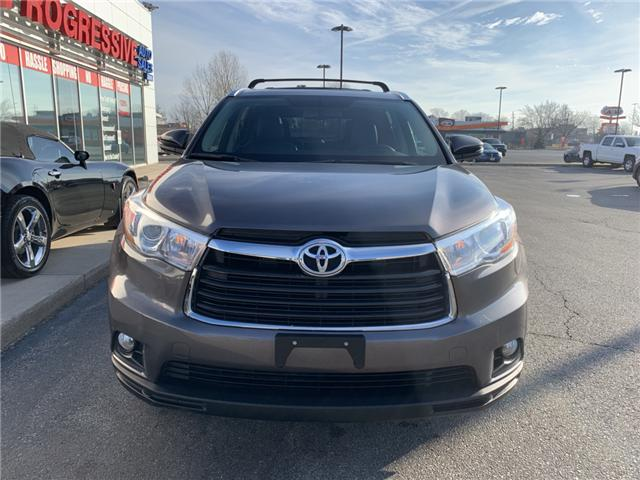 2015 Toyota Highlander Limited (Stk: FS143430) in Sarnia - Image 2 of 27