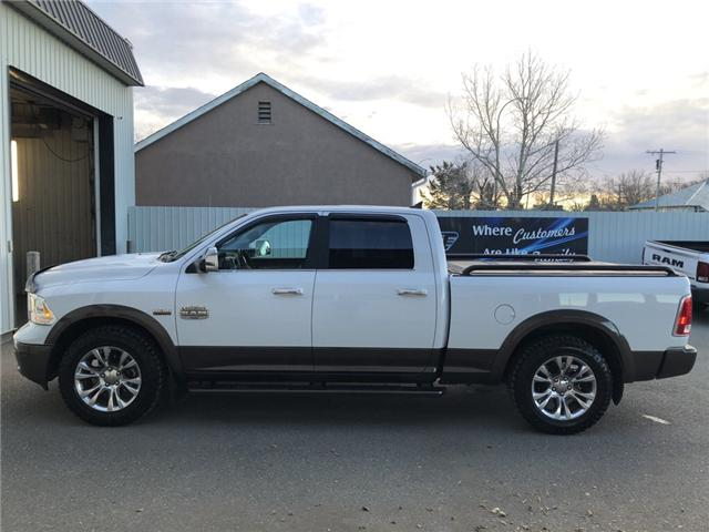 2018 RAM 1500 Longhorn (Stk: 13379) in Fort Macleod - Image 2 of 24