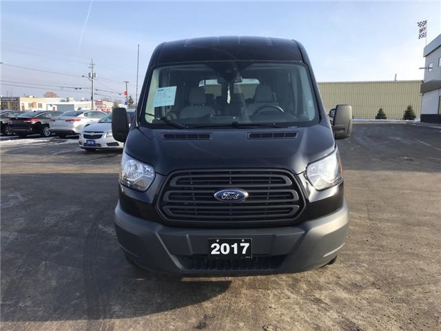 2017 Ford Transit-350 XL (Stk: 18687) in Sudbury - Image 2 of 14