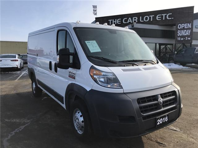 2016 RAM ProMaster 1500 Low Roof (Stk: 18693) in Sudbury - Image 1 of 15
