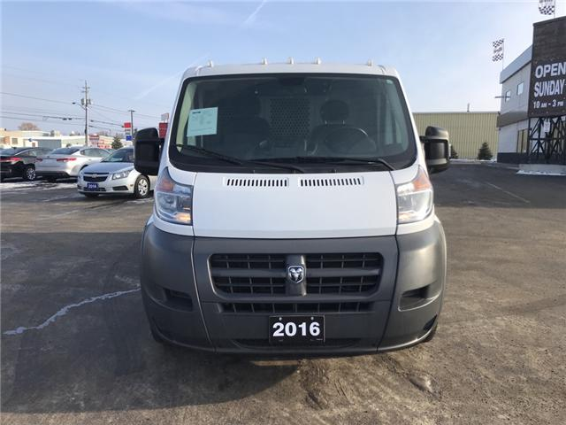 2016 RAM ProMaster 1500 Low Roof (Stk: 18693) in Sudbury - Image 2 of 15