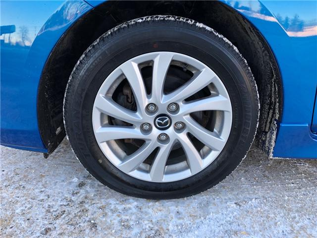 2013 Mazda Mazda3 GS-SKY (Stk: 9816.0) in Winnipeg - Image 3 of 24