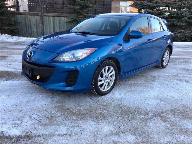 2013 Mazda Mazda3 GS-SKY (Stk: 9816.0) in Winnipeg - Image 4 of 24