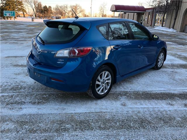 2013 Mazda Mazda3 GS-SKY (Stk: 9816.0) in Winnipeg - Image 8 of 24