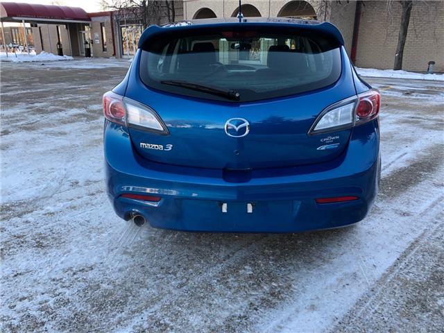 2013 Mazda Mazda3 GS-SKY (Stk: 9816.0) in Winnipeg - Image 9 of 24
