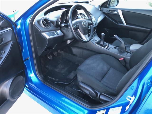 2013 Mazda Mazda3 GS-SKY (Stk: 9816.0) in Winnipeg - Image 12 of 24