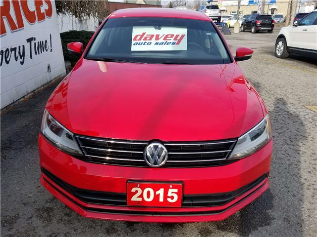 2015 Volkswagen Jetta 2.0L Trendline (Stk: 18-768) in Oshawa - Image 2 of 15