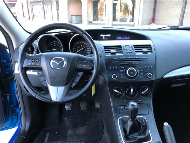 2013 Mazda Mazda3 GS-SKY (Stk: 9816.0) in Winnipeg - Image 14 of 24