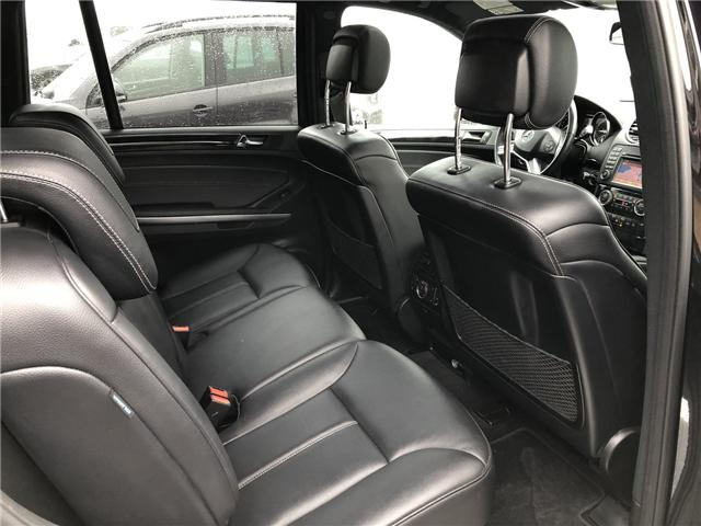 2012 Mercedes-Benz GL-Class Base (Stk: 1056) in Halifax - Image 20 of 24