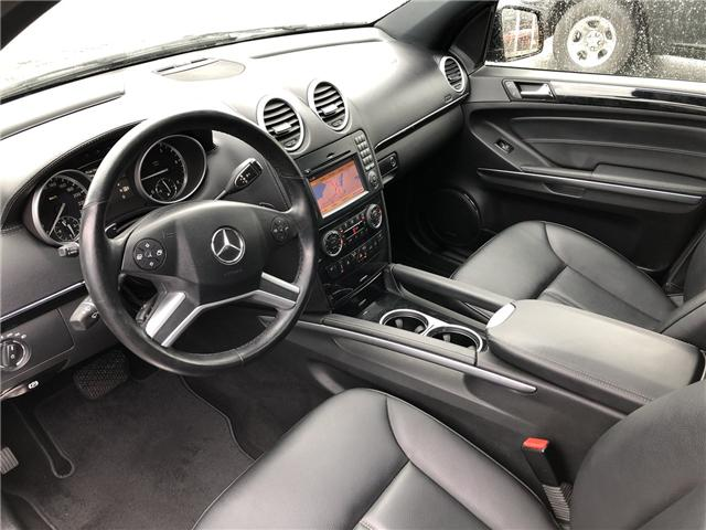 2012 Mercedes-Benz GL-Class Base (Stk: 1056) in Halifax - Image 11 of 24