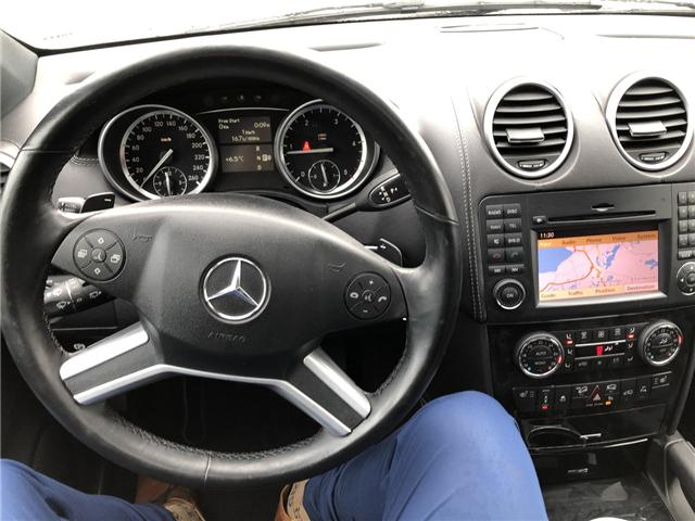 2012 Mercedes-Benz GL-Class Base (Stk: 1056) in Halifax - Image 13 of 24