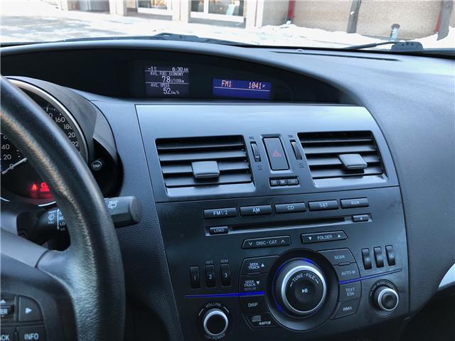 2013 Mazda Mazda3 GS-SKY (Stk: 9816.0) in Winnipeg - Image 20 of 24