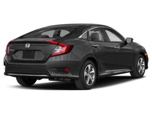 2019 Honda Civic LX (Stk: 57036) in Scarborough - Image 3 of 9