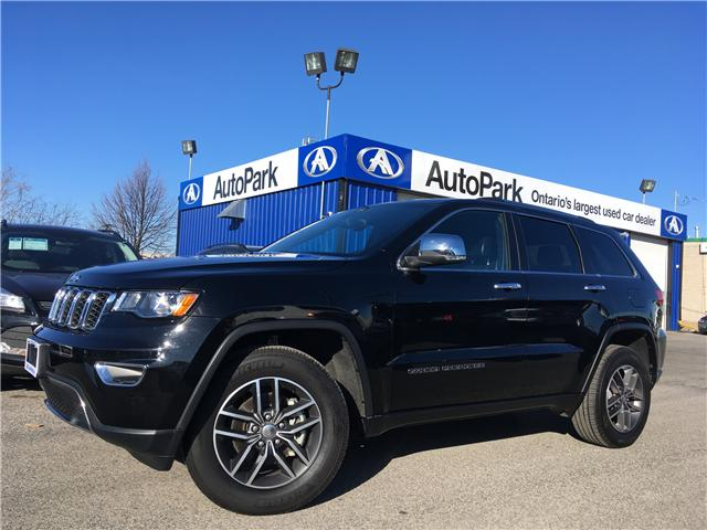 2018 Jeep Grand Cherokee Limited (Stk: 18-14136) in Georgetown - Image 1 of 28