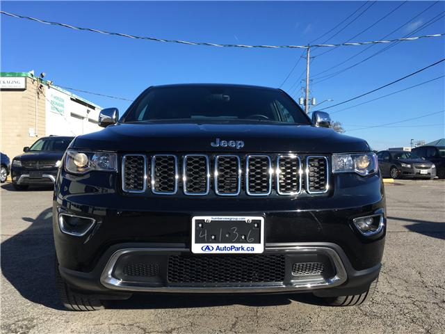 2018 Jeep Grand Cherokee Limited (Stk: 18-14136) in Georgetown - Image 2 of 28