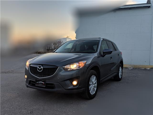 2013 Mazda CX-5 GS (Stk: 3609) in Toronto - Image 2 of 23