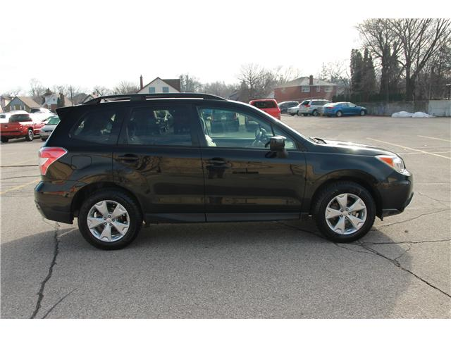 2015 Subaru Forester 2.5i Touring Package (Stk: 1812598) in Waterloo - Image 6 of 30