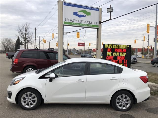 2017 Kia Rio LX+ (Stk: L8730) in Waterloo - Image 1 of 18