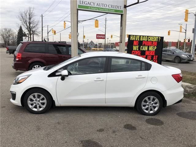 2017 Kia Rio LX+ (Stk: L8730) in Waterloo - Image 2 of 18