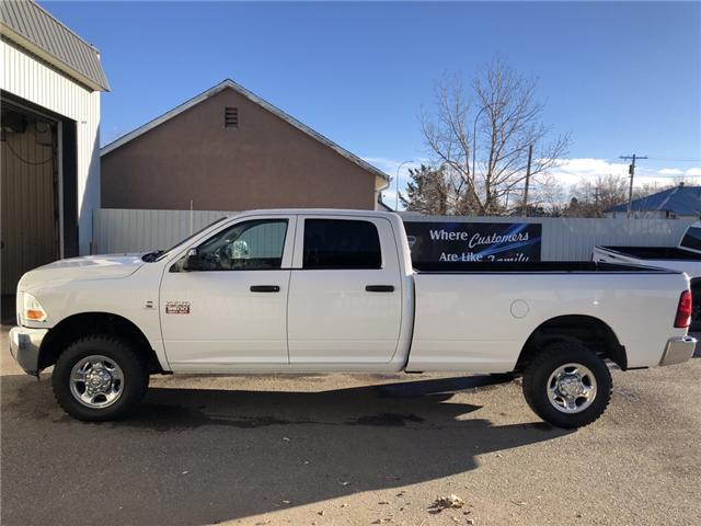 2012 RAM 3500 ST (Stk: 14231) in Fort Macleod - Image 2 of 18
