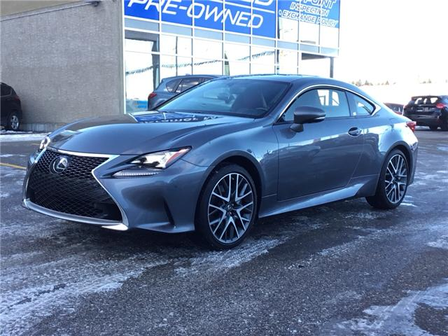 2016 Lexus RC 350 Base (Stk: K7730) in Calgary - Image 1 of 22