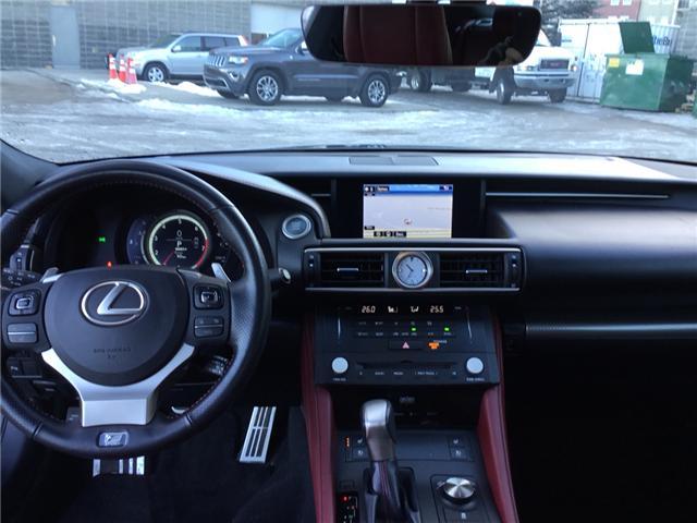 2016 Lexus RC 350 Base (Stk: K7730) in Calgary - Image 11 of 22
