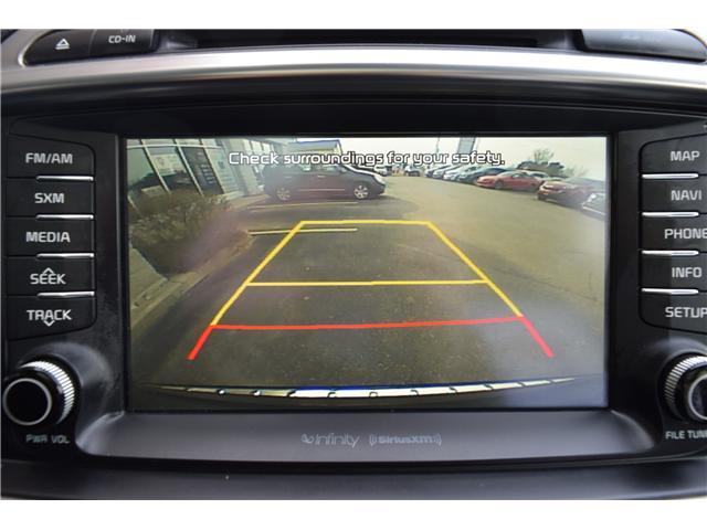 2016 Kia Sorento 3.3L SX (Stk: ) in Cobourg - Image 18 of 24