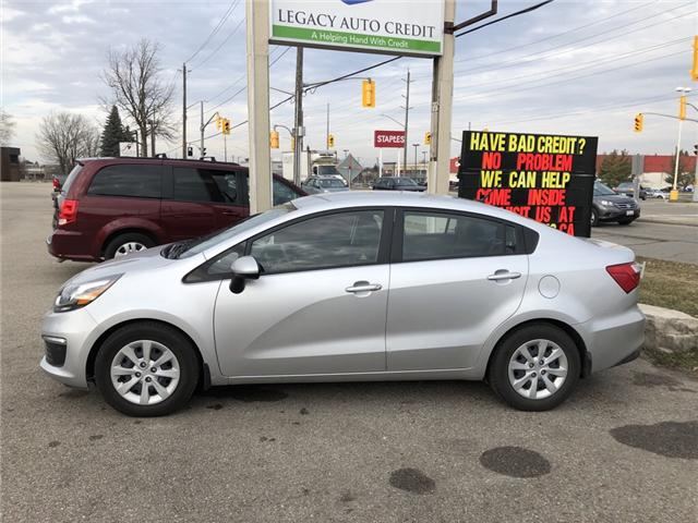 2017 Kia Rio LX+ (Stk: L8732) in Waterloo - Image 2 of 17