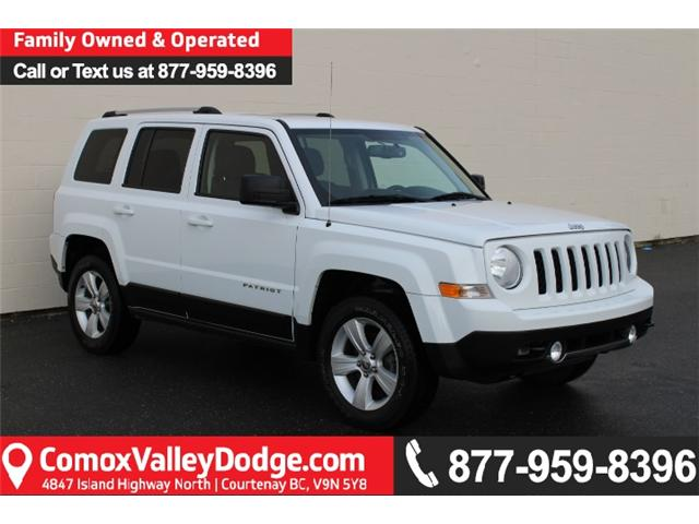 2016 Jeep Patriot Sport/North (Stk: R829697B) in Courtenay - Image 1 of 30