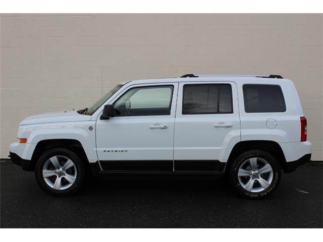 2016 Jeep Patriot Sport/North (Stk: R829697B) in Courtenay - Image 28 of 30