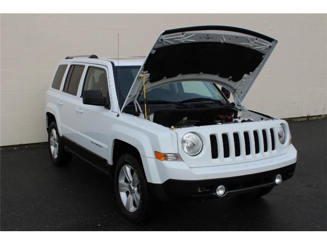 2016 Jeep Patriot Sport/North (Stk: R829697B) in Courtenay - Image 29 of 30