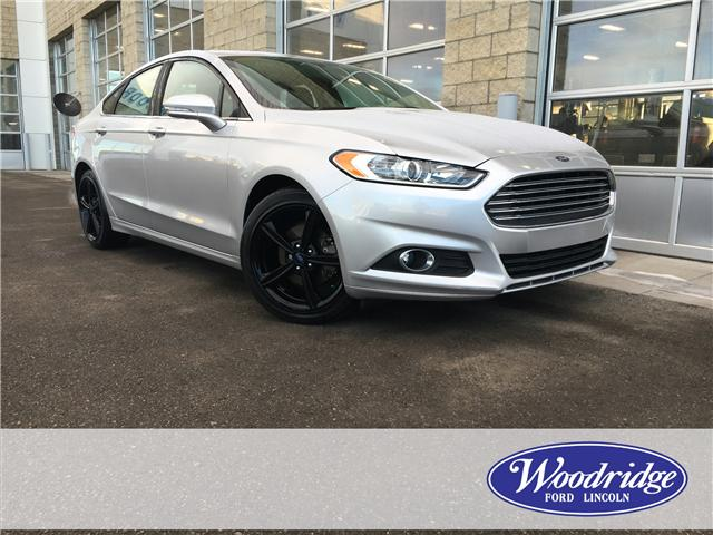 2016 Ford Fusion SE (Stk: JK-134A) in Calgary - Image 1 of 21