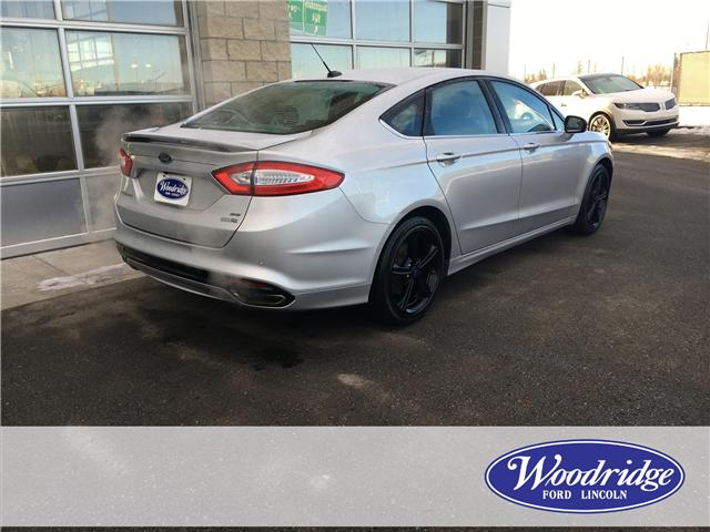 2016 Ford Fusion SE (Stk: JK-134A) in Calgary - Image 3 of 21