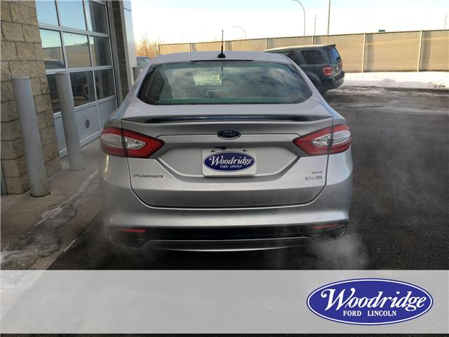 2016 Ford Fusion SE (Stk: JK-134A) in Calgary - Image 6 of 21
