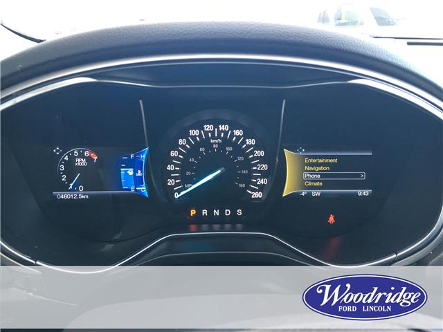 2016 Ford Fusion SE (Stk: JK-134A) in Calgary - Image 20 of 21