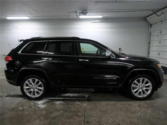 2017 Jeep Grand Cherokee LIMITED 4X4- BACKUP CAM * HEATED SEATS * LEATHER (Stk: B2844) in Cornwall - Image 1 of 24