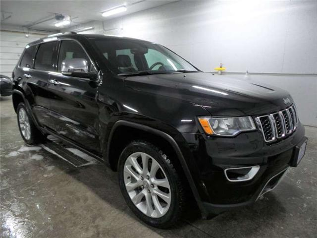 2017 Jeep Grand Cherokee LIMITED 4X4- BACKUP CAM * HEATED SEATS * LEATHER (Stk: B2844) in Cornwall - Image 2 of 24