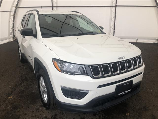 2018 Jeep Compass Sport (Stk: 15682A) in Thunder Bay - Image 1 of 18