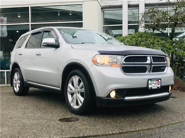 2012 Dodge Durango Crew Plus (Stk: LF008840A) in Surrey - Image 2 of 30