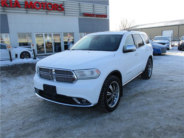 2014 Dodge Durango Citadel (Stk: 39049A) in Prince Albert - Image 2 of 10