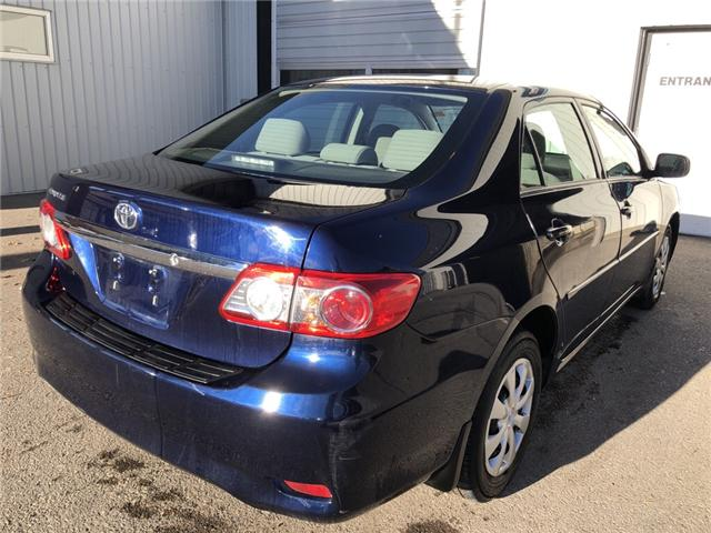 2011 Toyota Corolla CE (Stk: 14130) in Fort Macleod - Image 4 of 16
