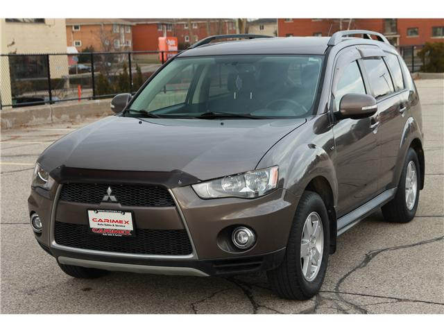 2013 Mitsubishi Outlander LS (Stk: 1811564) in Waterloo - Image 1 of 28