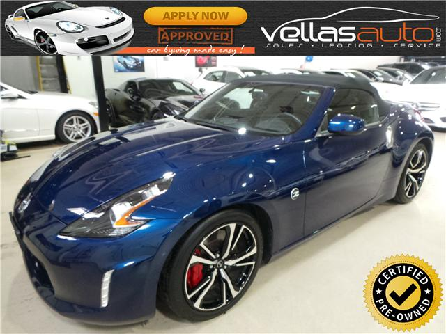 used nissan 370z for sale in vaughan | vellas auto sales and leasing