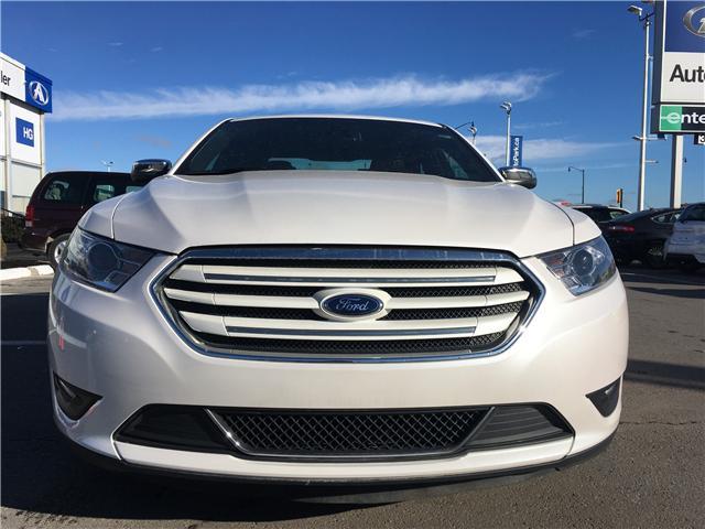 2017 Ford Taurus Limited (Stk: 17-21893) in Brampton - Image 2 of 29