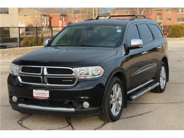 2011 Dodge Durango Crew Plus (Stk: 1810529) in Waterloo - Image 1 of 30