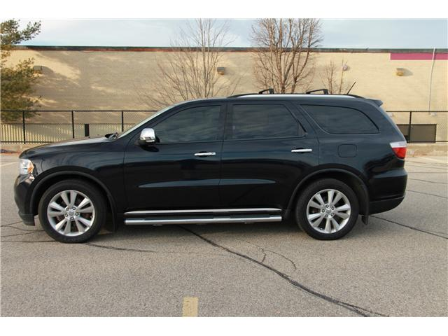 2011 Dodge Durango Crew Plus (Stk: 1810529) in Waterloo - Image 2 of 30