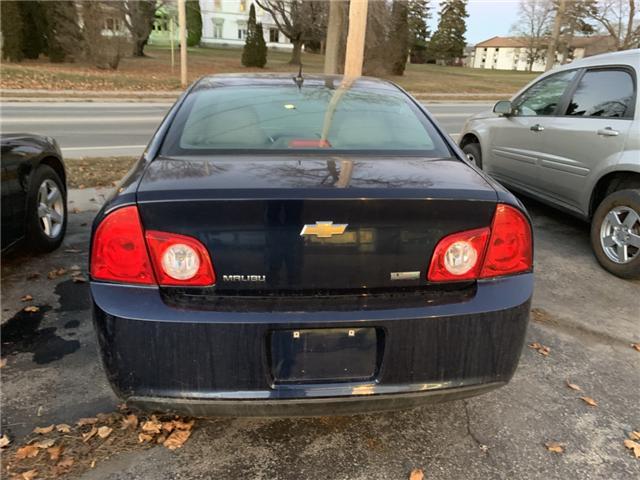 2011 Chevrolet Malibu LS (Stk: ) in Cobourg - Image 5 of 10