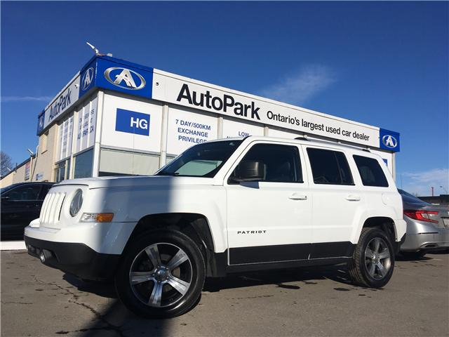 2017 Jeep Patriot Sport/North (Stk: 17-88502) in Brampton - Image 2 of 26