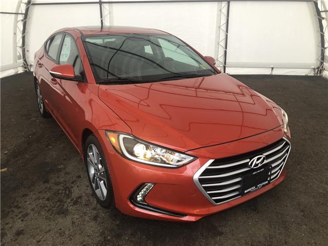 2017 Hyundai Elantra GLS (Stk: 13688D) in Thunder Bay - Image 1 of 20